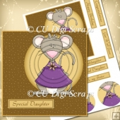 Little Mouse Card Front