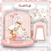 platform card set 25 Baby Girl