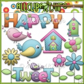 Happy Day Commercial Use Clip Art