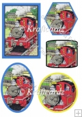 Tobias The Tank Engine Card Toppers KS