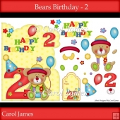 Bears Birthday - 2