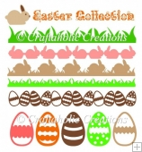 Easter Border Collection