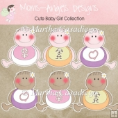 Cute Baby Girl Collection