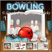 Bowling Open Book