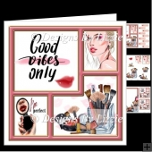 Makeup Queen 2 Mini Kit