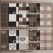 Patchwork Papers Set 2