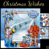 Christmas Wishes Shoes And Decorations Mini Kit
