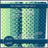 Sea Dreams Papers Set 5