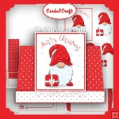 Father Christmas stepper card