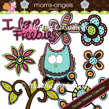 Reviews: Doodle Freebies Collection - £0 99 : Instant Card Making Downloads