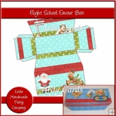Flight School Favour Box