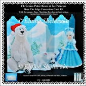 Christmas Polar Bears And The Ice Princess - Concertina