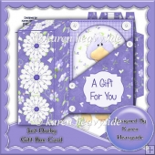 Just Ducky Gift Box Card