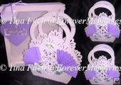 Mother's Day 3D Handbag & Box,SVG,MTC,SCAL,CRICUT