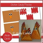 Chicken Candy Pouches