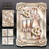 Anniversary Wedding Champagne Mini Kit