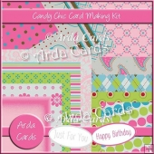 Candy Chic Card Making Kit