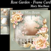 Rose Garden - Frame Card