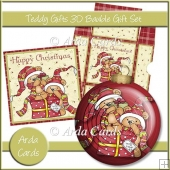 Teddy Gifts 3D Bauble Gift Set