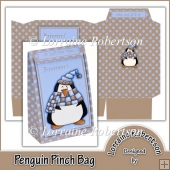 Penguin Pinch Bag