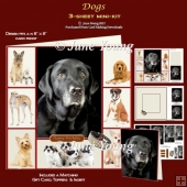 Dogs - 3-Sheet Mini-Kit