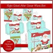 Flight School After Dinner Mints Boxes
