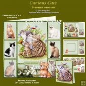 Cats - 3-Sheet Mini-Kit