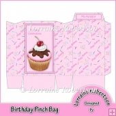 Birthday Pinch Bag