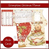 Scrumptious Christmas Planner