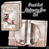 Great Owl Stationery Box Set