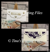 Wedding / Anniversary / Congratulations - Money Gift Wallets s