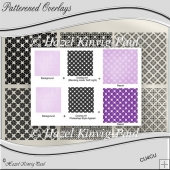 CU Patterned Overlays & PS Patterns