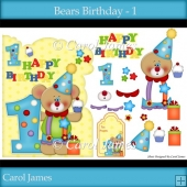 Bears Birthday - 1