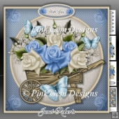 Blue Rose Barrow Mini Kit
