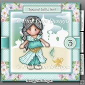 Fairytale Princess Chloe Mini Kit Ages 2 to 8 yrs