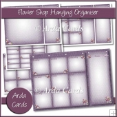 Flower Shop Hanging Organiser