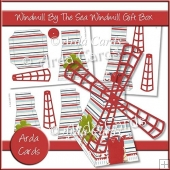 Windmill By The Sea Windmill Gift Box