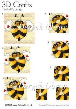 Bee Boppin' - Twisted Pyramage PDF Download