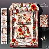 Boutique Shaped Card Kit6