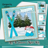 Let It Snow Mini Kit