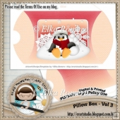 Pillow Box - Vol 3 (Winter & Holidays)