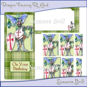 Dragon Training DL Card