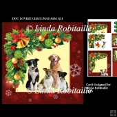 Dog Lovers Christmas Mini Kit
