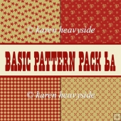Basic Pattern Pack 6A