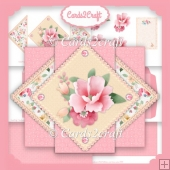 Blossom and Birds Triangle card set