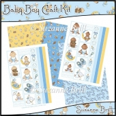 Baby Boy Craft Kit