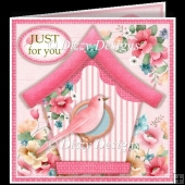 In The Pink Bird House