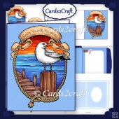 Seagull Tunnel Card set