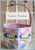 Fancy Shape Easter Gift Basket with Crafting Directions