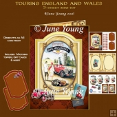Touring England & Wales